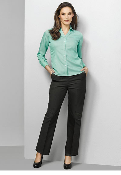 10113 Ladies Easy Fit Waist Pant