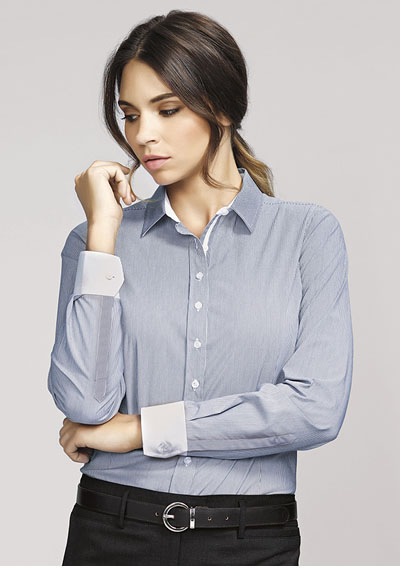 40110 Fifth Avenue Ladies L/Sleeve Shirt