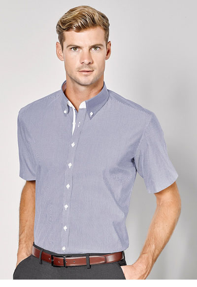 40122 Fifth Avenue Men\'s Short Sleeve Shirt