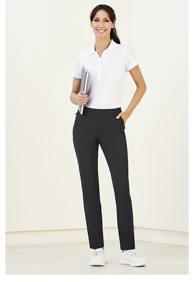 CL041LL Womens Jane Ankle Length Stretch Pant
