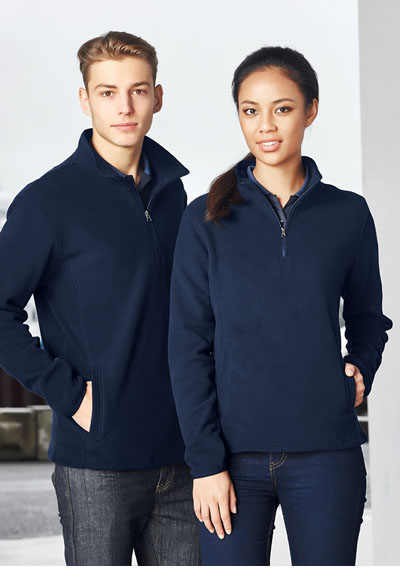 F10520 Ladies Trinity 1/2 Zip Pullover