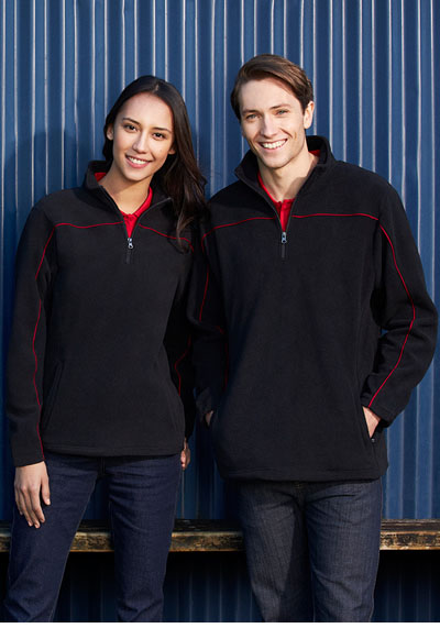 F235ML Men's Core Micro fleece