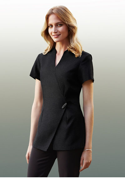 H630L Ladies Spa Tunic