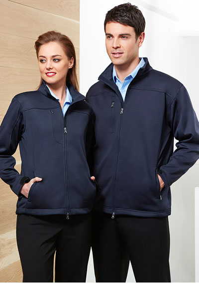 J3880 Men's Soft Shell Jacket