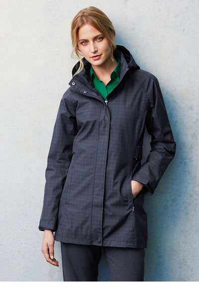 J418L Ladies Quantum Jacket