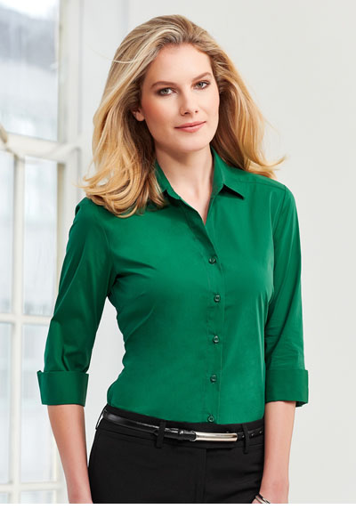 S316LT Ladies Verve 3/4 Shirt