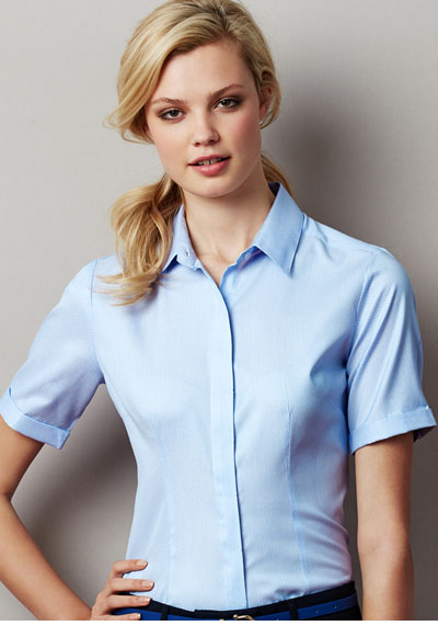 S620LS Ladies Stirling Short Sleeve Shirt